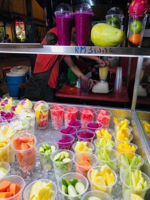 マレーシア料理7位:生から絞ったジュース